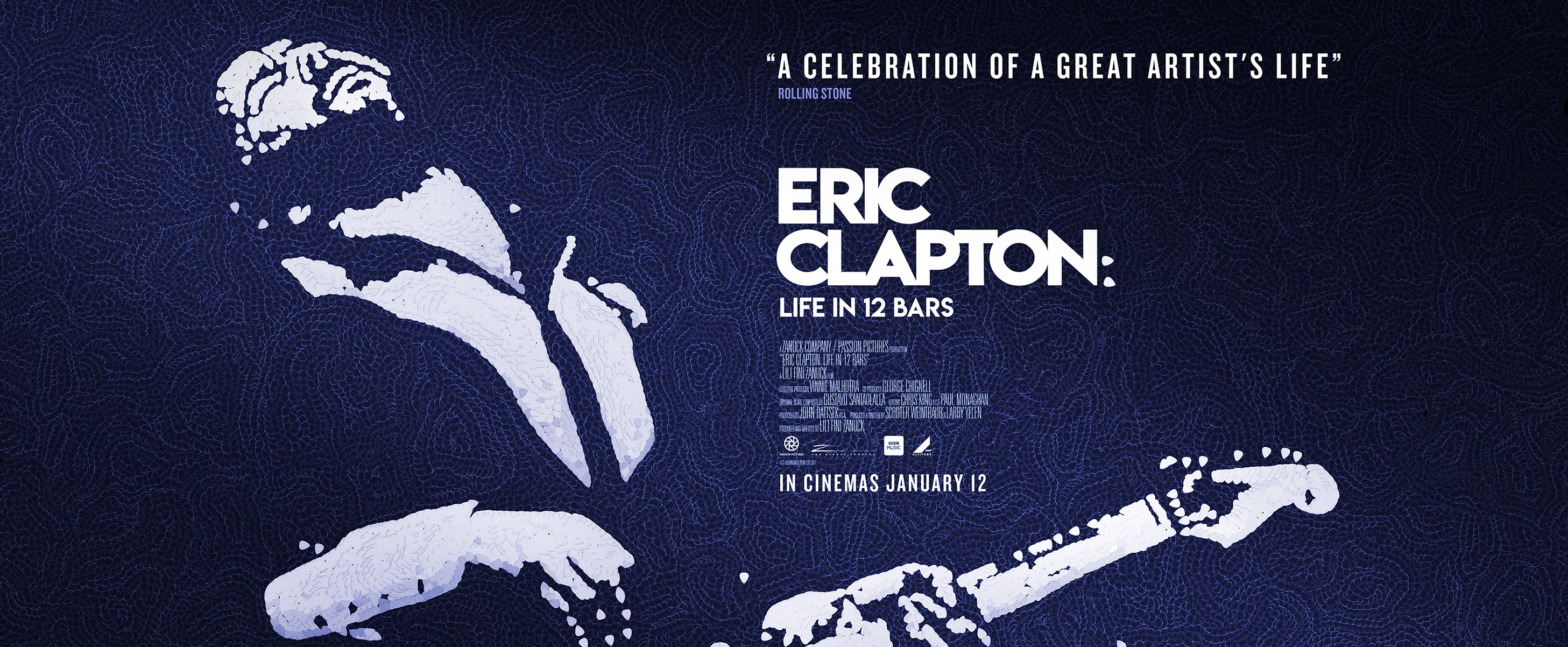 ERIC CLAPTON: LIFE IN 12 BARS trailer